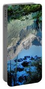 Mirror Lake Two New Zealand Portable Battery Charger