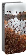 Mirror Smooth River Portable Battery Charger