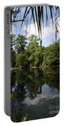 Mirrow Lake - Magnolia Gardens Portable Battery Charger