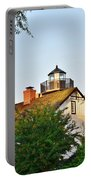 Mispillion Lighthouse - Lewes Delaware Portable Battery Charger