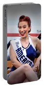 Miss America Portable Battery Charger