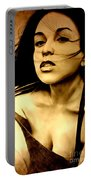 Miss Gidget Portable Battery Charger