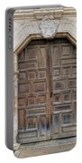 Mission Concepcion Door  Portable Battery Charger