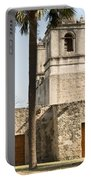 Mission Concepcion In San Antonio Portable Battery Charger