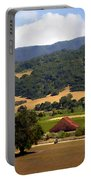 Mission Meadows Solvang California Portable Battery Charger