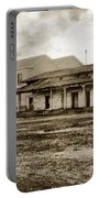 Mission San Francisco De Asis Mission Dolores And Mission House Calif. 1880 Portable Battery Charger