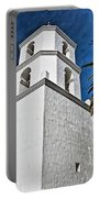 Mission San Luis Rey - California Portable Battery Charger