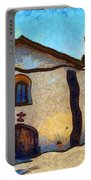 Mission Santa Ines Portable Battery Charger