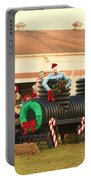 Mississippi Chrsitmas 12 Portable Battery Charger