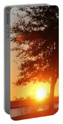 Mississippi Sunset 1 Portable Battery Charger