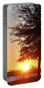 Mississippi Sunset 3 Portable Battery Charger
