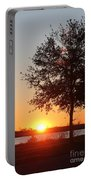 Mississippi Sunset 6 Portable Battery Charger