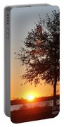 Mississippi Sunset 7 Portable Battery Charger