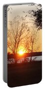Mississippi Sunset 9 Portable Battery Charger