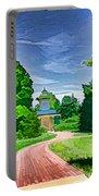 Missouri Botanical Garden Pathway Portable Battery Charger