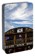 Missouri Hick Bbq Portable Battery Charger