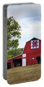 Missouri Star Quilt Barn Portable Battery Charger by Cricket Hackmann