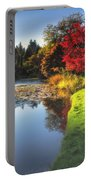 Misty Fall Portable Battery Charger