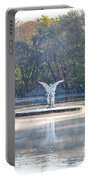 Misty Lake Angel Portable Battery Charger