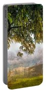 Misty Mountain Barn Portable Battery Charger