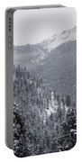 Misty Pikes Peak Portable Battery Charger