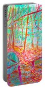 Misty Woods Portable Battery Charger