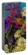 Mixed Bouquet Portable Battery Charger