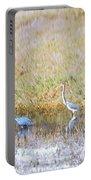 Mixed Shore Birds Portable Battery Charger
