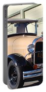 Model A Ford Truck Portable Battery Charger