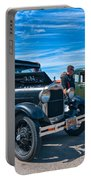 Model T Fords Portable Battery Charger