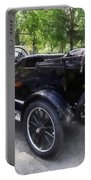 Model T With Luggage Rack Portable Battery Charger