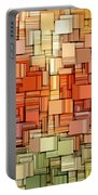 Modern Abstract Viii Portable Battery Charger