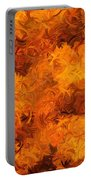 Modern Abstract Xxviii Portable Battery Charger