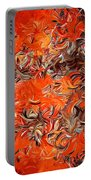 Modern Abstract Xxx Portable Battery Charger
