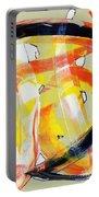 Modern Art Eighteen Portable Battery Charger
