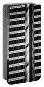 Modern Buildings Abstract Architecture Portable Battery Charger