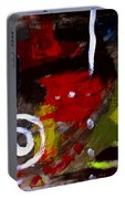 Modern Cave Art Portable Battery Charger