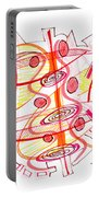 Modern Drawing Seventy-four Portable Battery Charger