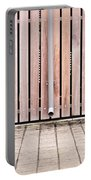 Modern Fence Portable Battery Charger
