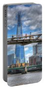 Modern London Portable Battery Charger