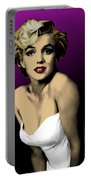Modern Marilyn Portable Battery Charger