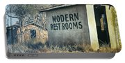 Modern Restrooms Portable Battery Charger