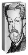 Modigliani - Paul Alexander Portable Battery Charger