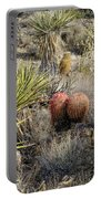 Mojave Desert Cactus Portable Battery Charger