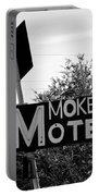 Mokee Motel Sign Circa 1950 Portable Battery Charger