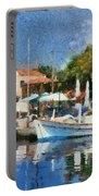 Molyvos Port Portable Battery Charger