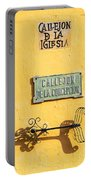 Mompox Street Signs Portable Battery Charger