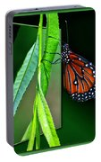 Monarch Butterfly 04 Portable Battery Charger