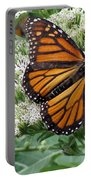 Monarch Butterfly 52 Portable Battery Charger