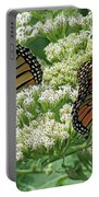Monarch Butterfly 57 Portable Battery Charger